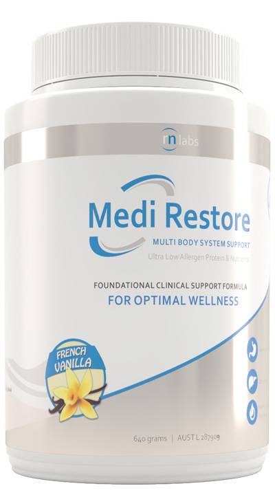 The Fab Four Products to Help Restore and create total Body Reset.